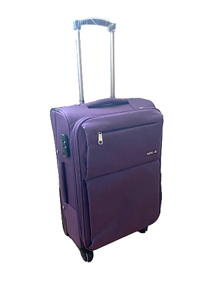 Carry-On Spinnr Travel Suitcase Luggage with TSA Lock