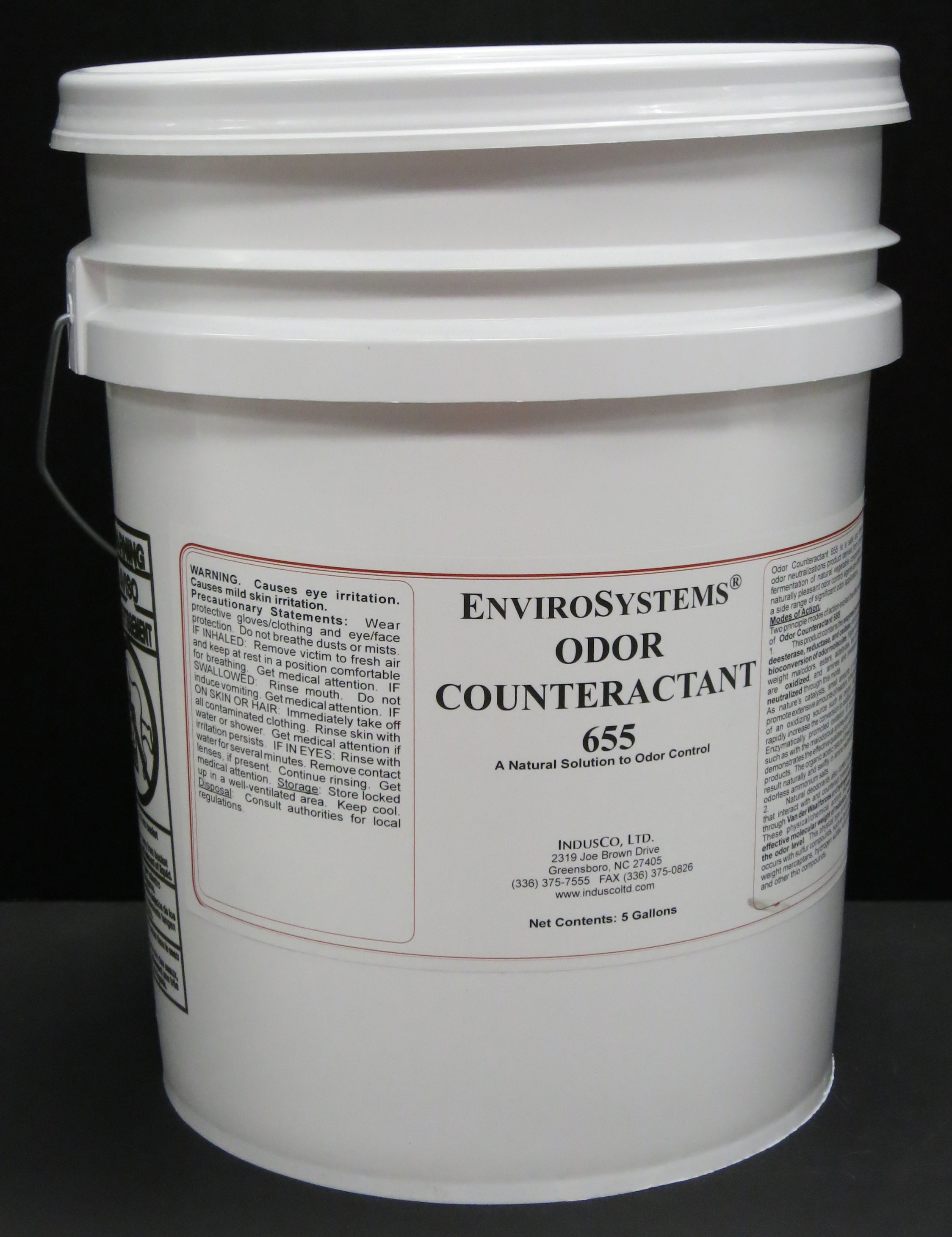 Odor Counteractant 655