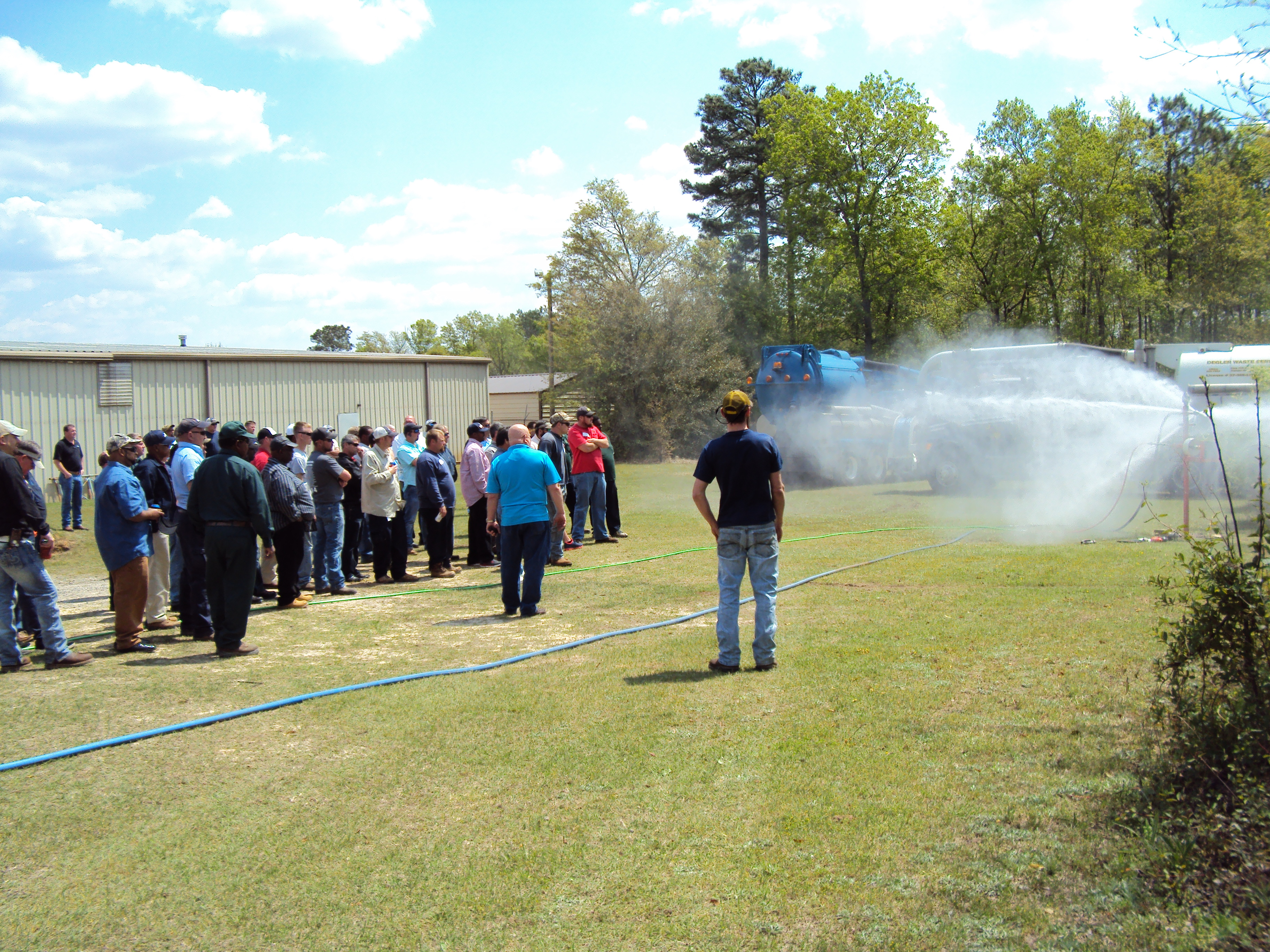 Nozzle Demonstrations