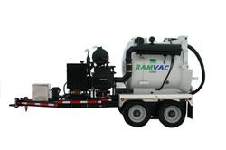 RAMVAC 1000  side Cutout