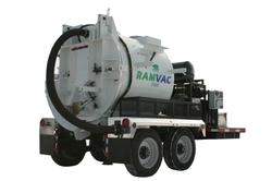 RamVac 1000 cutou rear
