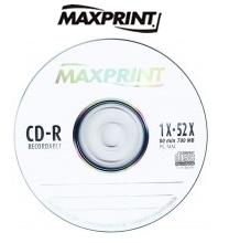 CD-R GRAVAVEL BULK 52X 50