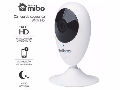Câmera de Segurança Intelbras Wifi Sem Fio Mibo iC3 - Resolução HD 720p e Audio