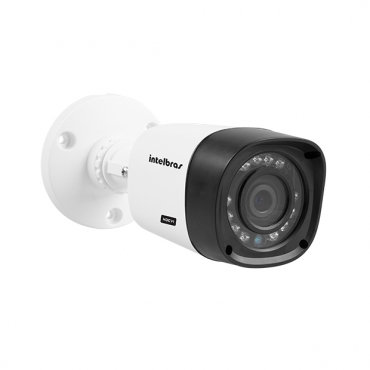 Câmera Bullet Infravermelho Multi HD Intelbras VHD 1220 B G3 Full HD 1080p