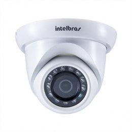 Câmera IP Dome Infravermelho Intelbras VIP S4020 G2 1.0M 2,8mm