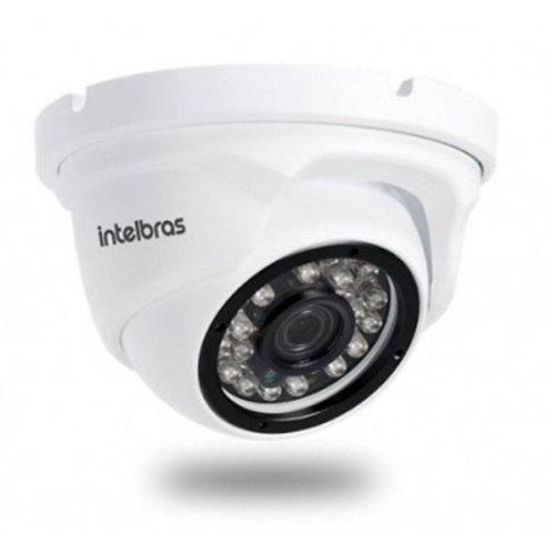 Câmera IP Full HD 2.8mm Infra 20 Metros VIP 1220 D Intelbras