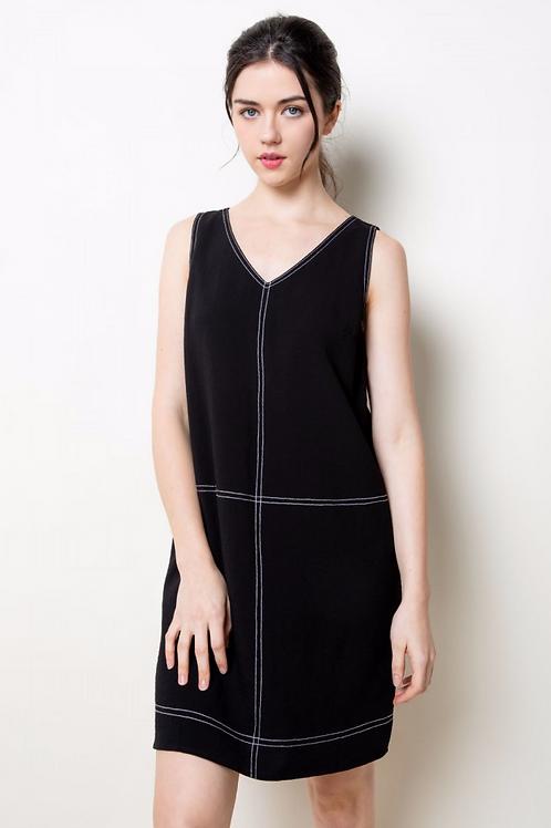 Double Stitch Dress