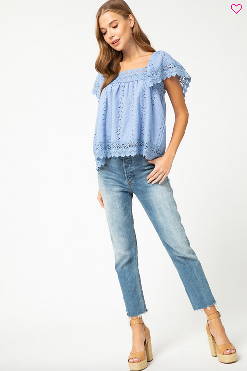 Robin Lace Top
