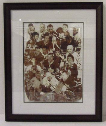 Maple Leafs Captains