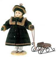 Evening Skaters (Limited Edition Doll)