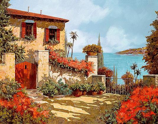 Il Giardino Rosso by Borreli