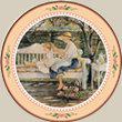 Garden Retreat (Plate)