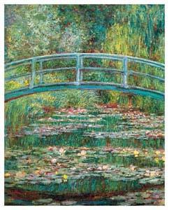Pont Japonais Giverny- Monet
