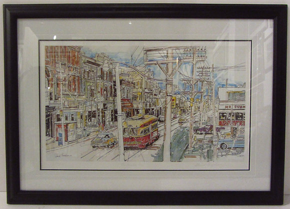 The Humber Line, Toronto
