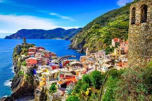 Vernaza- Cinque Terre- Italy