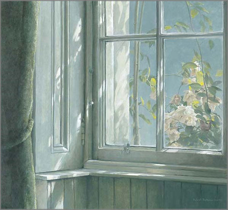 Manor House-Robert Bateman