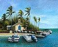 Sunday Morning-Key West by John Ketly