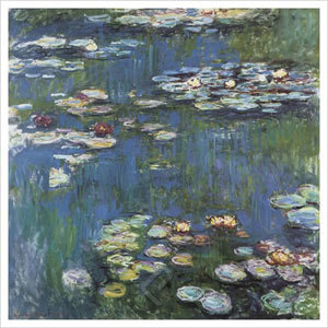 Waterlilies - Monet