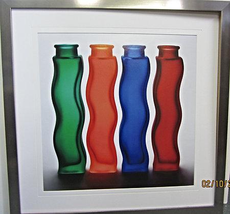Coloured Bottles