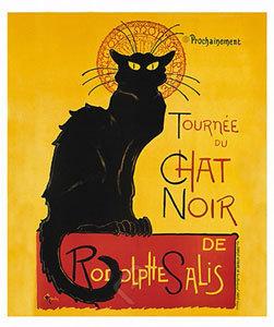 Tourne au Chat Noir