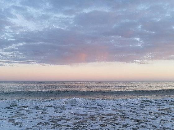 Sunset _ Montauk Ny