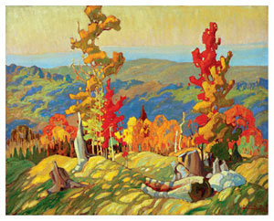 Automn in the Northland by Carmichael