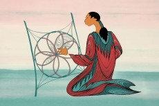 Dream Catcher by Maxine Noel