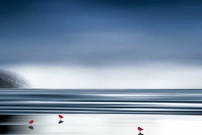 By The Shore by Marvin Pelkey