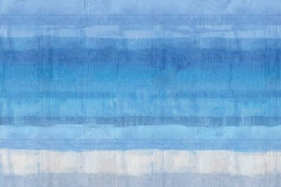 Blue Abstract by Marta Wiley