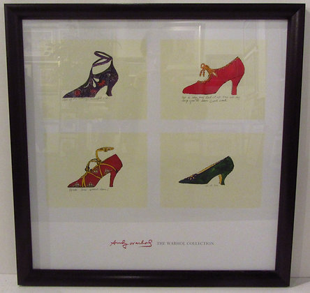 Shoes - Andy Worhol