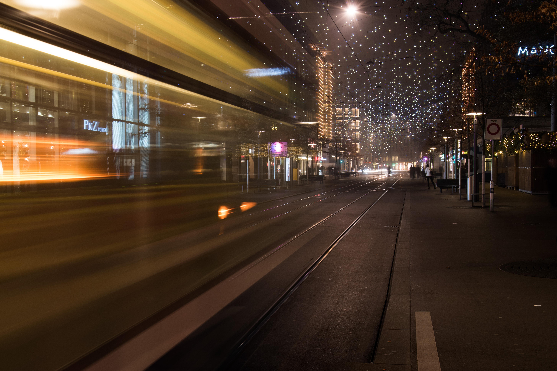 03_Xmas lights Bahnhofstrasse