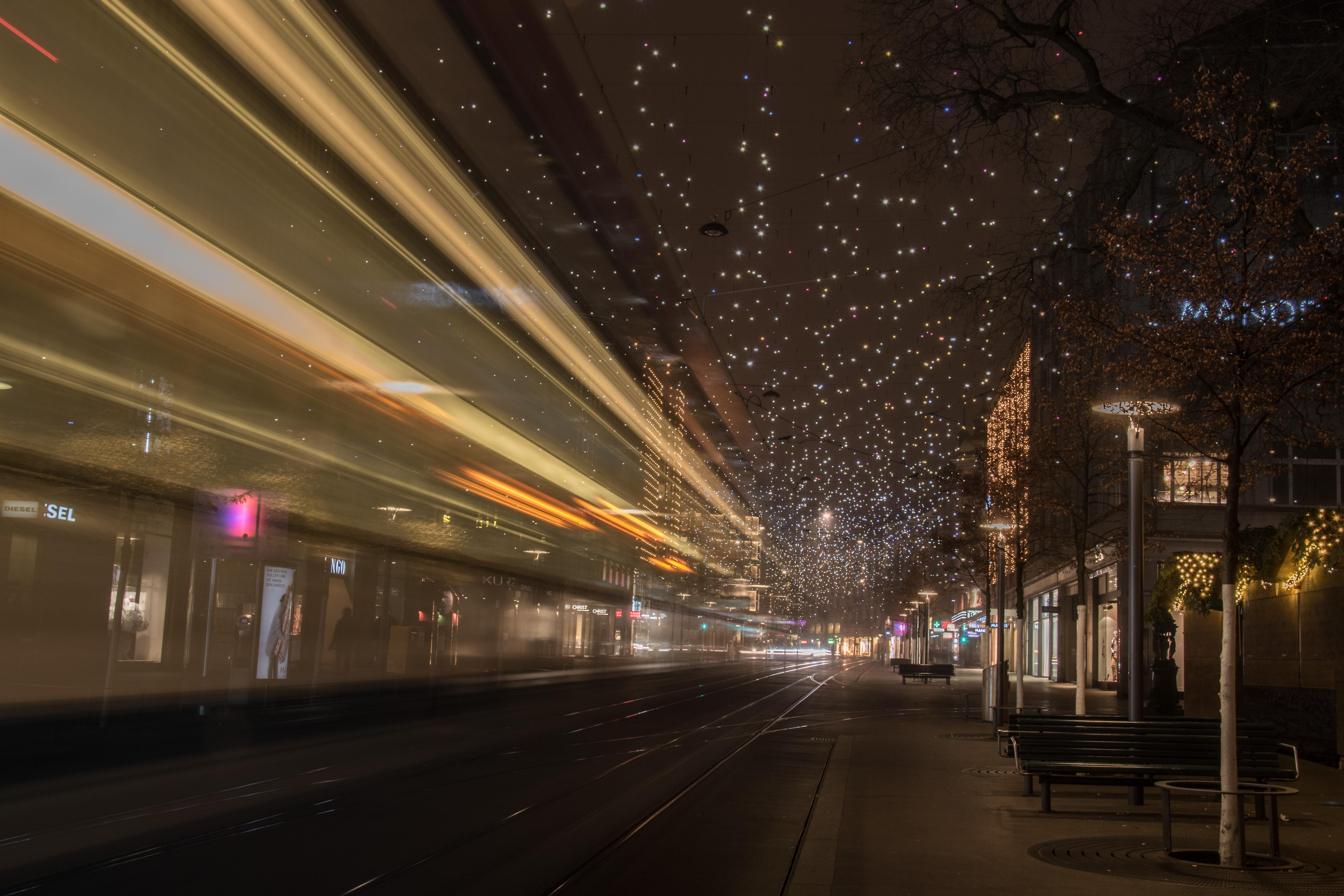 04_Xmas lights Bahnhofstrasse