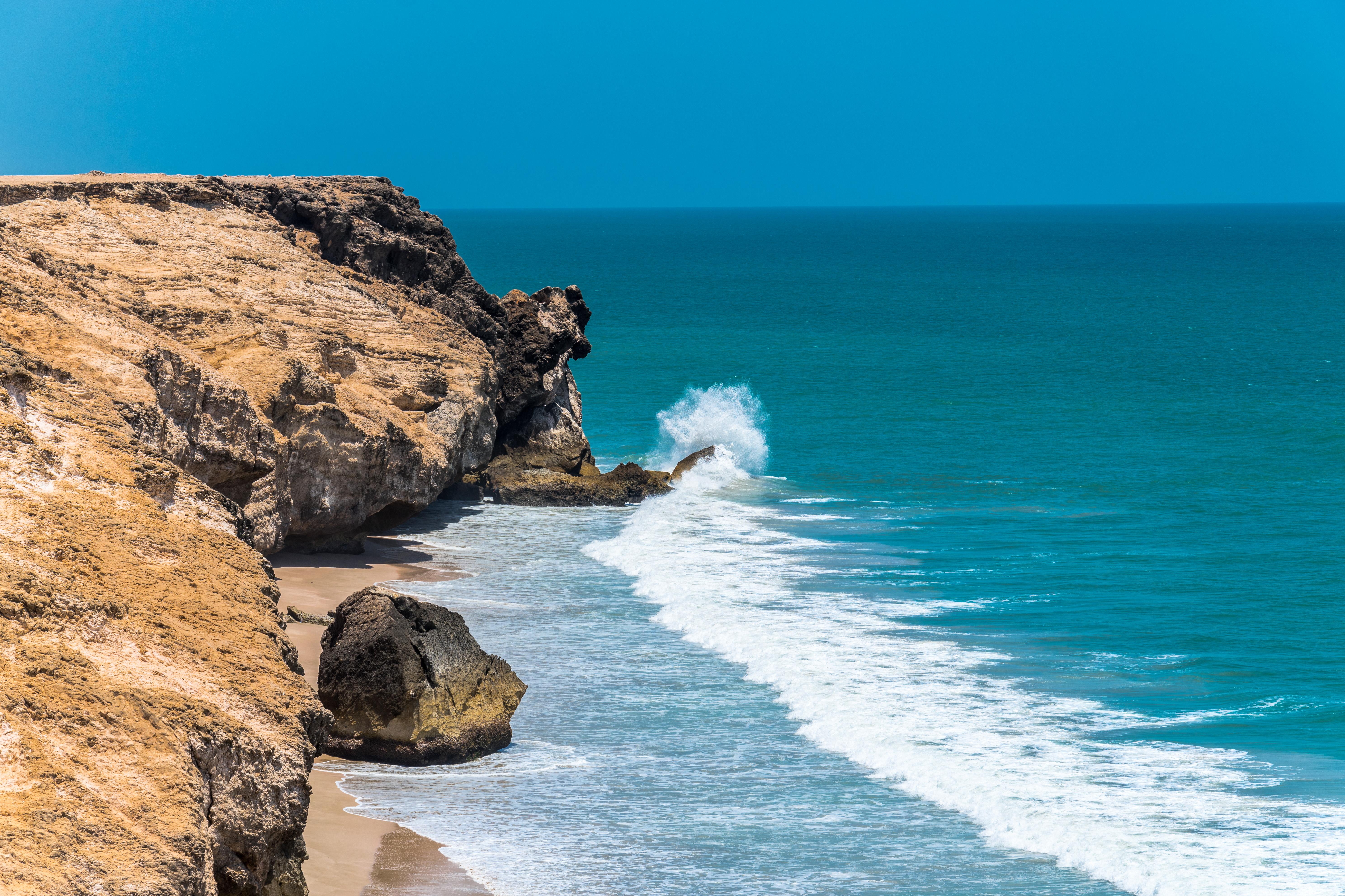 Felsküste / Coast Oman