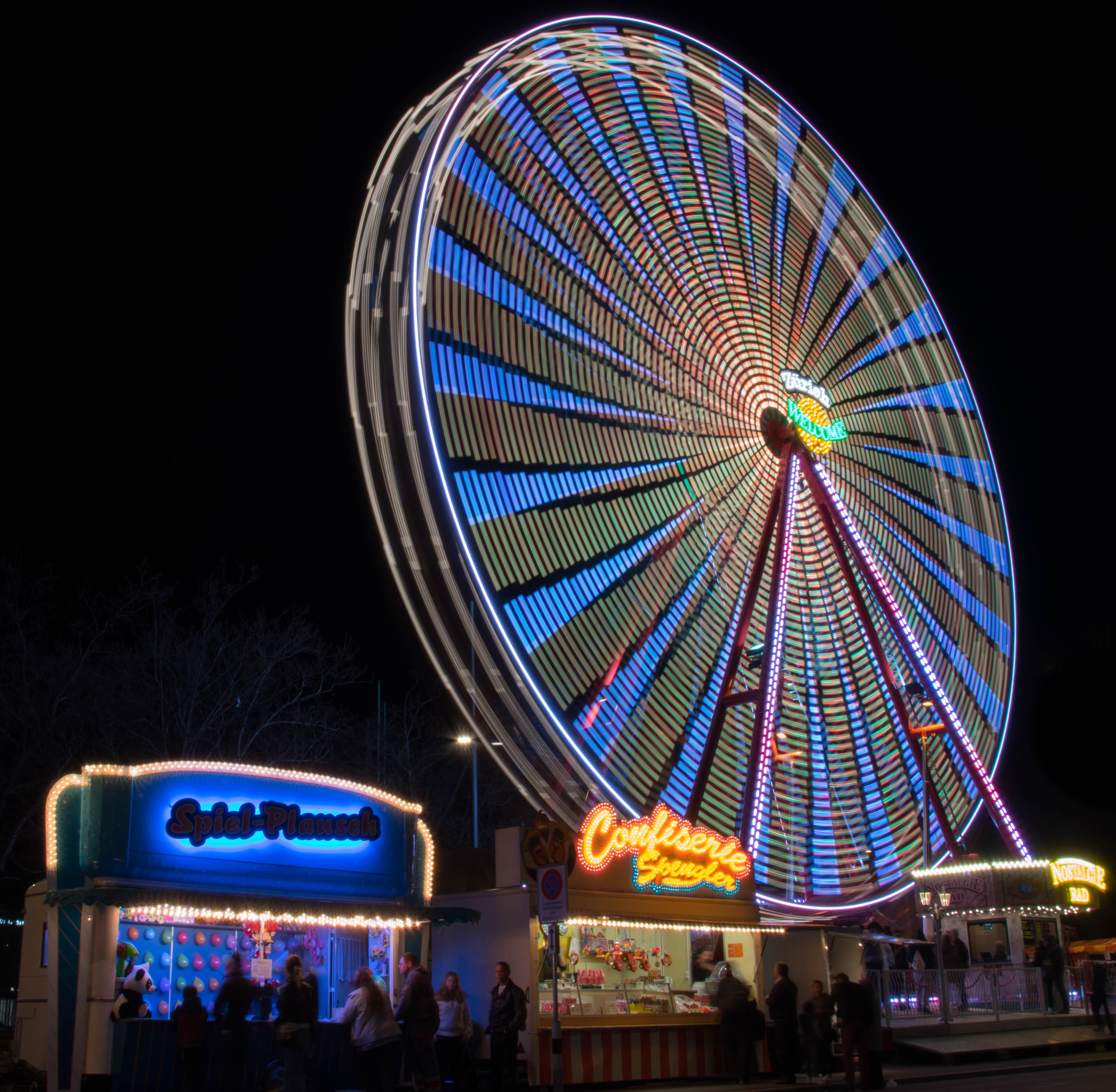 05_Ferris wheel Zurich