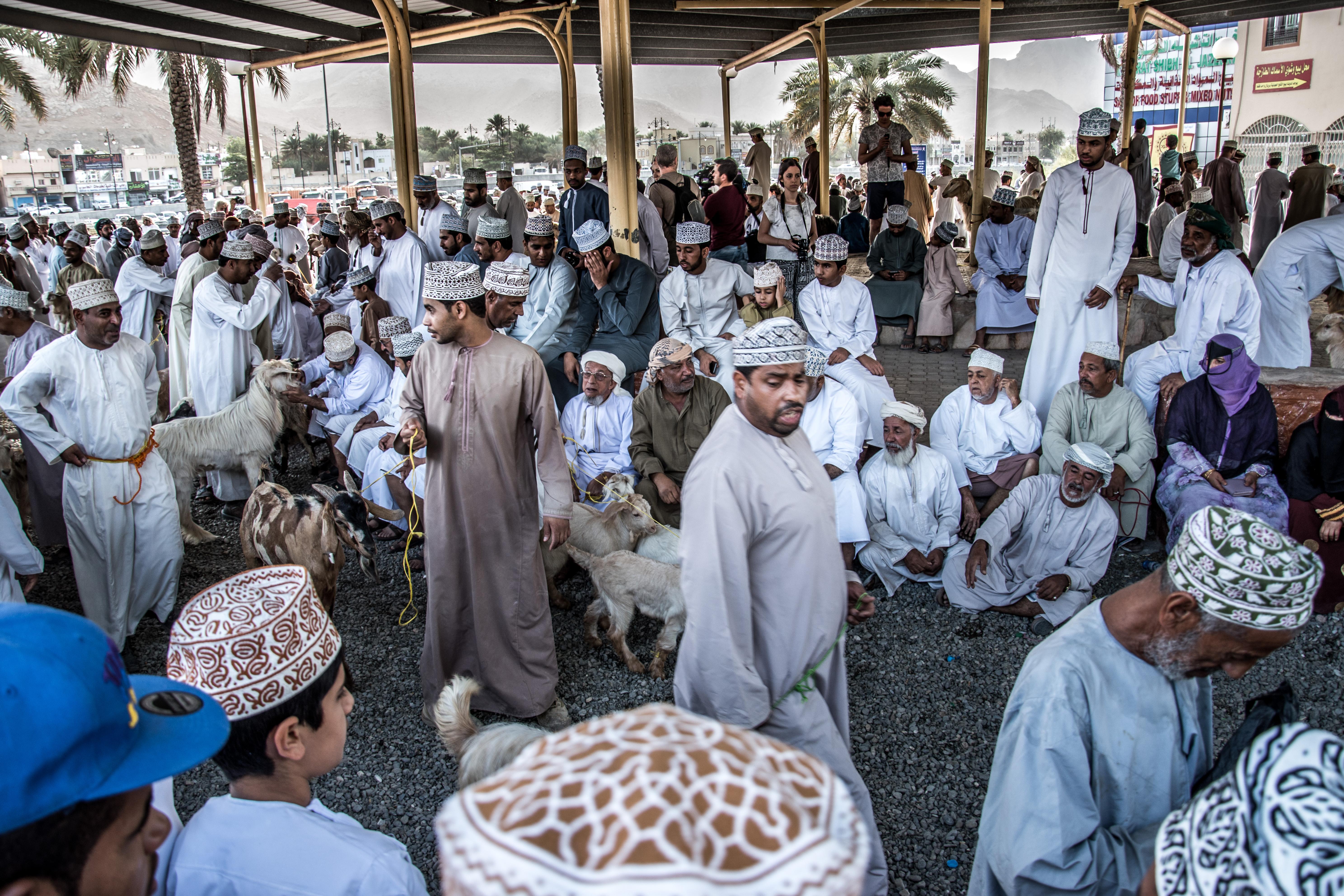 Nizzwa Oman