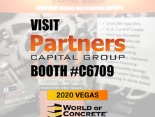 Exhibiting at World of Concrete 2020