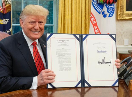 Autism CARES Act Signed by President