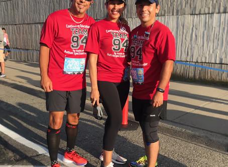 Team 94 Represented in NYCRUNS Half Marathon