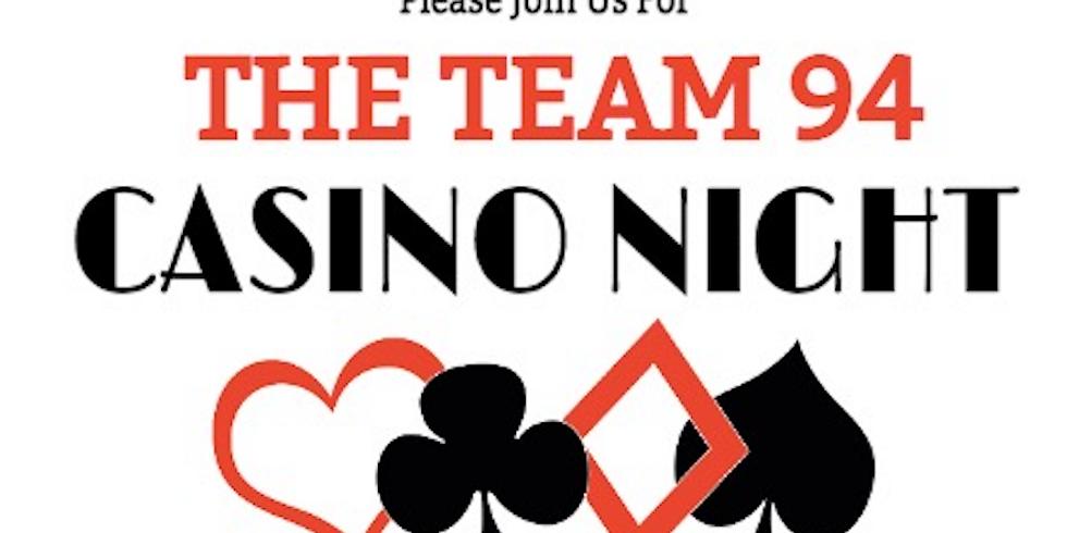 First Annual Casino Night