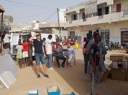 expédition colis Sénégal