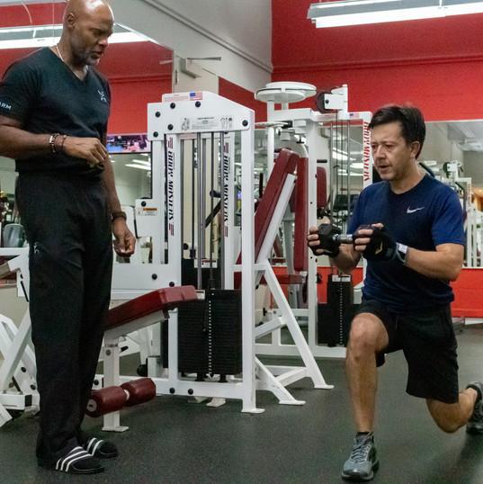 Claudio Fernandez | Z-Form Fitness