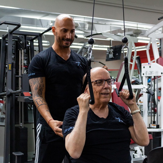 John Paul Russo | Z-Form Fitness