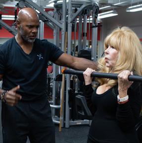 Sandra Dufay   Z-Form Fitness