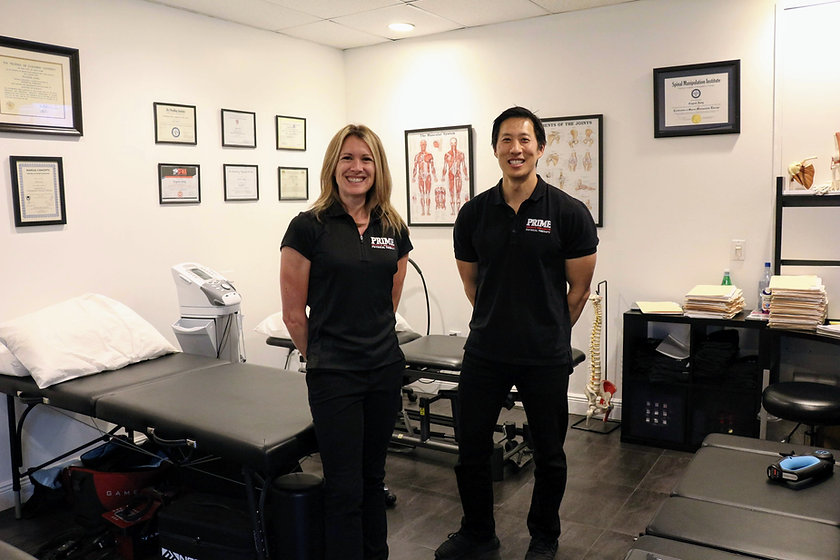 Prime Sports Wellness Physical Therapy
