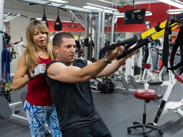 Jesse Marks   Z-Form Fitness