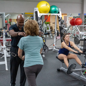 Patricia Woodson   Z-Form Fitness