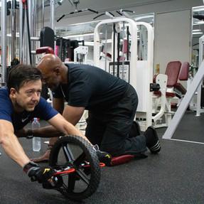 Claudio Fernandez   Z-Form Fitness