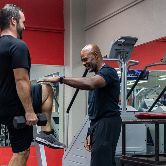 Gustavo Jaso | Z-Form Fitness