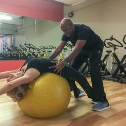 Patricia Woodson | Z-Form Fitness