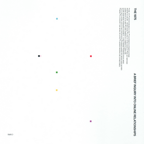 The 1975- A Brief Inquiry Into Online Relationships